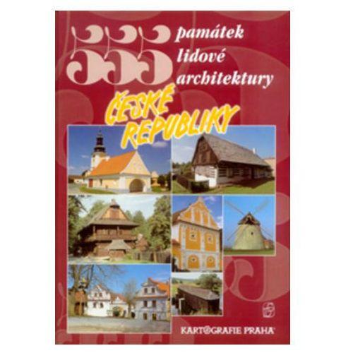 Pozostałe książki, 555 památek lidové architektury České republiky Petr David