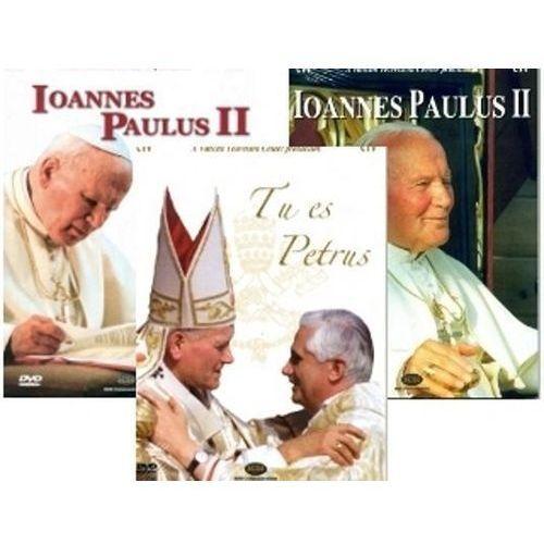 Filmy dokumentalne, 3 filmy DVD o Janie Pawle II
