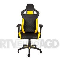 Fotele dla graczy, Corsair T1 Race (czarno-żółty)