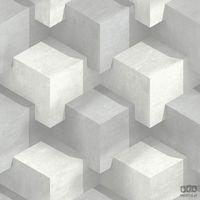 Tapety, Tapeta ścienna Prisme 3D L20109 Ugepa
