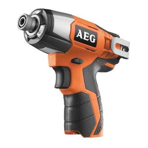 Klucze udarowe, AEG BSS 12 C