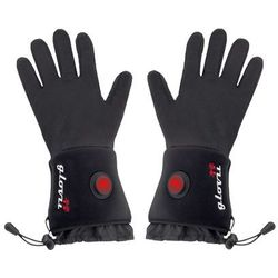 Rękawiczki ogrzewane Glovii uniwersalne czarne