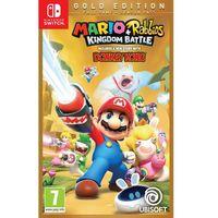 Gry Nintendo Switch, Mario + Rabbids Kingdom Battle - Edycja Gold