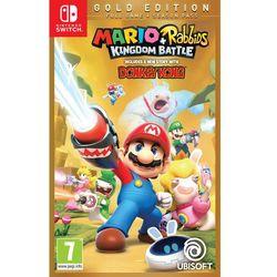 Mario + Rabbids Kingdom Battle - Edycja Gold