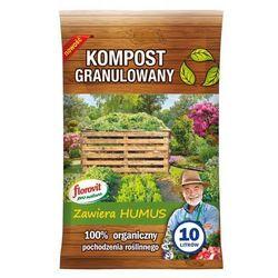 Florovit pro natura kompost granulowany 10L