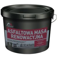 Pozostałe artykuły dachowe, Masa renowacyjna Matizol do dachu 5 kg