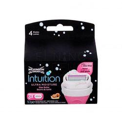 Wilkinson Sword Intuition Ultra Moisture wkład do maszynki 3 szt dla kobiet