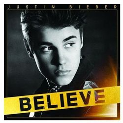 Believe (Polska cena) (CD) - Justin Bieber DARMOWA DOSTAWA KIOSK RUCHU