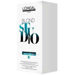Loreal Blond Studio Majimeches | Krem rozjaśniający w saszetkach bez amoniaku 25g