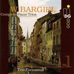 Trio Parnassus - Bargiel Klaviertrios..