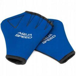 Aqua Speed Hand Paddle rękawiczki do pływania rozmiar L/XL