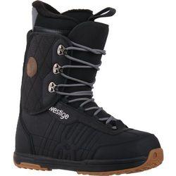 Westige buty snowboardowe King since 2001 Black/Brown 47 - BEZPŁATNY ODBIÓR: WROCŁAW!