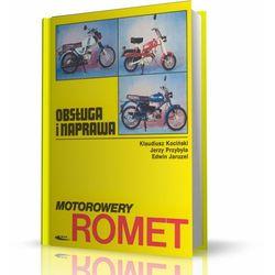 Motorowery Romet obsługa i naprawa (opr. miękka)