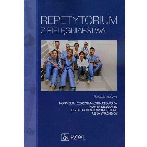 Książki medyczne, Repetytorium z pielęgniarstwa (opr. miękka)
