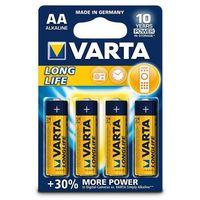 Baterie, Baterie VARTA Longlife extra, Mignon LR06/AA - 4 szt