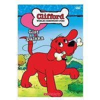 Filmy animowane, Clifford - List z daleka. Darmowy odbiór w niemal 100 księgarniach!