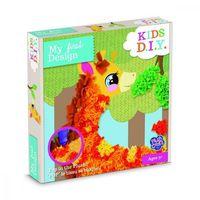 Kreatywne dla dzieci, My first design - Żyrafa