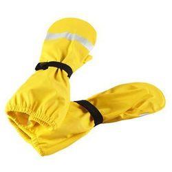 Reima Przeciwdeszczowe rękawice bez palców Kura Żółty - żółty   2350