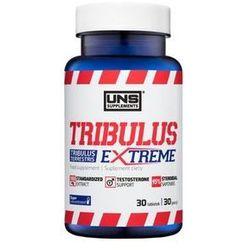 Booster testosteronu UNS TRIBULUS EXTREME 30 tabl.