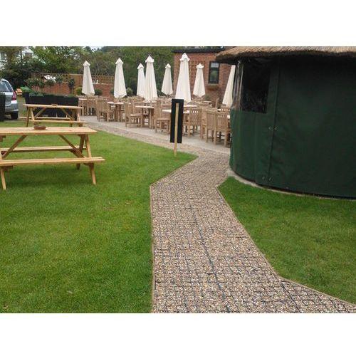 Pozostałe tarasy i chodniki, Kratka trawnikowa INOVGREEN IP30 58x39x3 cm - 3x58x39 cm