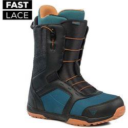 buty GRAVITY - Recon Fast Lace Black/Blue/Rust (BLACK/BLUE/RUST) rozmiar: 46.5