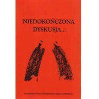 Filozofia, Niedokończona dyskusja (opr. miękka)