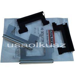 Zestaw montażowy przednich klocków D784 Cadillac DeVille 2000-2002