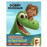 Naklejki, Dobry dinozaur. Zabawy z kartami gry, naklejki, karty. FBD 2 - Praca zbiorowa