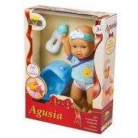 Lalki dla dzieci, Lalka Agusia pije i siusia