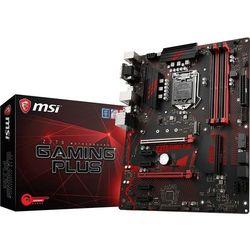 Płyta MSI Z370 GAMING PLUS /Z370/DDR4/SATA3/USB3.0/PCIe3.1/s.1151/ATX