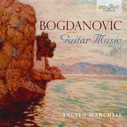 Bogdanovic: Guitar Music - Wyprzedaż do 90%