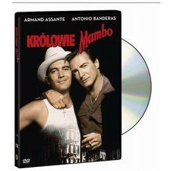 Królowie mambo (DVD) - Arne Glimcher DARMOWA DOSTAWA KIOSK RUCHU