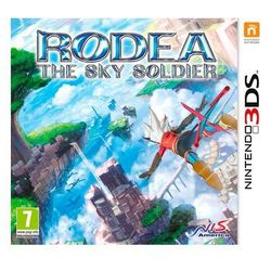 Rodea: The Sky Soldier - Nintendo 3DS - Akcja