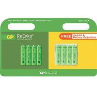 Akumulatorki, Akumulator GP BATTERY Recyko+ AAA 950 mAh (8 szt.) + Zamów z DOSTAWĄ W PONIEDZIAŁEK!