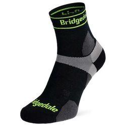 Skarpety Bridgedale Ultralight T2 Merino Sport 3/4 Crew - black
