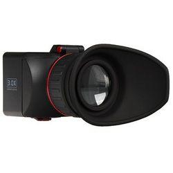 VIEWFINDER x3 z soczewką LUPA na LCD 3'' (S1)