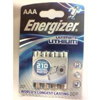 Baterie, Baterie AAA Energizer Ultimate Lithium