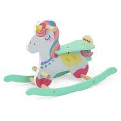 Koń na biegunach Lucky 18 Unicorn