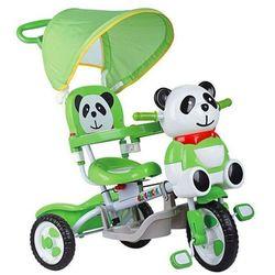 Rower trójkołowy UR-ET-A23 PANDA zielony