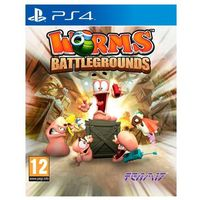 Gry PS4, Worms Battleground (PS4)