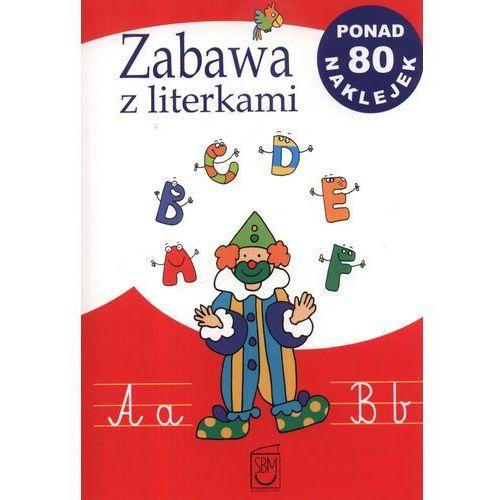 Literatura młodzieżowa, Zabawa z literkami (opr. miękka)