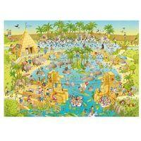 Puzzle, Puzzle 1000 EL. Nile Habitat, Degono