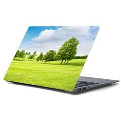 Naklejka na laptopa - Piknik na trawie 4453