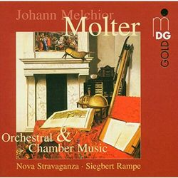 J.M. Molter - Orchestral & Chamber Musi