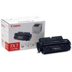 Wyprzedaż Oryginał Toner Canon FX7 7621A002BA do faksów Canon Fax L2000L L2000iP | 4 500 str. | czarny black, pudełko otwarte