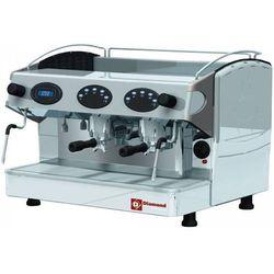 Ekspres do kawy 2-grupowy Espresso   wyświetlacz   3300W   677x580x(H)523mm