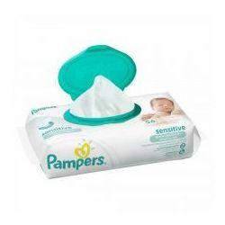 Pampers New Baby Sensitive 54 Chusteczki Dla Niemowląt