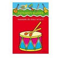 Kolorowanki, Malowanki - Instrumenty muzyczne