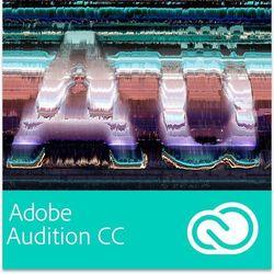 Adobe Audition CC GOV Multi European Languages Win/Mac - Subskrypcja (12 m-ce)