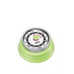 Minutnik z magnesem RETRO zielony Gefu